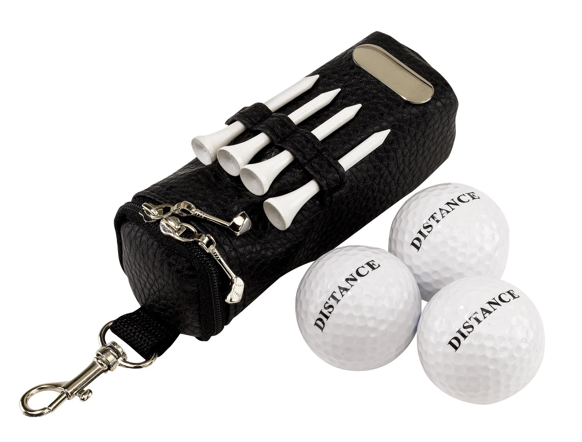 cdo promocionales set de golf portable. Black Bedroom Furniture Sets. Home Design Ideas