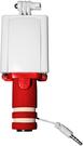 Ec679 rojo plegado frente