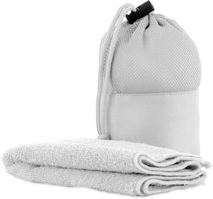 T362 blanco a 45 toalla y bolso
