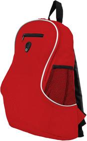C491 rojo perfil