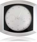 "RELOJ DE PARED ""WEATHER STATION"""